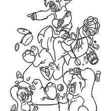 Tribo dos macacos
