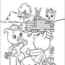 Prático construindo sua casa com tijolos