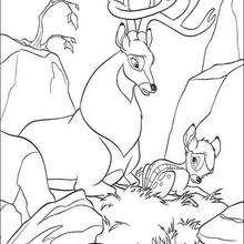 Bambi tristonho