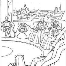 O Conselho Jedi