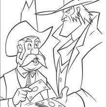Alamenda Slim e Rico o famoso caçador