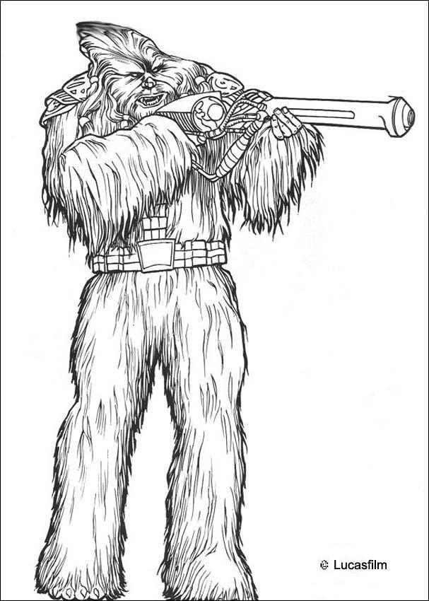 Desenhos Para Colorir De Star Wars Rebels Kanan Pt Hellokids Com