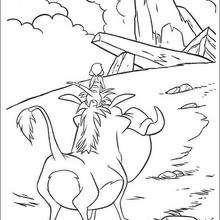 Timon e Pumbaa, os melhores amigos