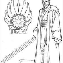 O Jedi Obi-Wan Kenobi
