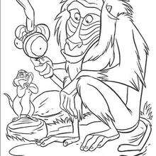 Rafiki o macaco