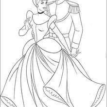 Cinderela e o Príncipe encantado