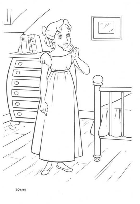 Páginas para colorir Peter Pan - Desenhos para colorir - Imprima ...