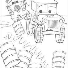 Carros: A Kombi e o Jeep militar