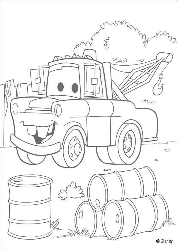 Desenhos Para Colorir De Carros O Caminhao Chevrolet Mate Pt