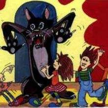 Lobo malvado