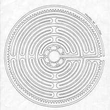 Mandala labirinto