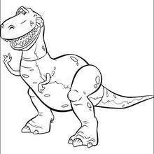 O dinossauro Rex