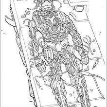 O Robô C-3PO