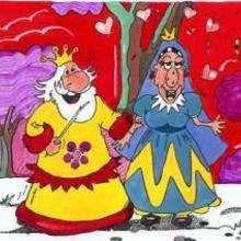 O Rei e a Rainha