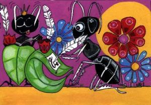 A rainha das formigas