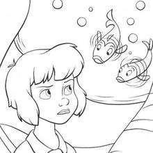 Wendy e os peixes