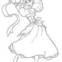A bela Esmeralda