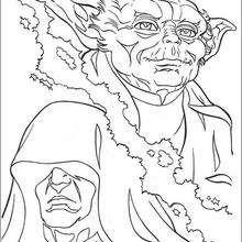 Yoda e o Imperador