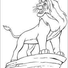 Mufasa, o Rei Leão