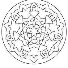 Mandala das gotas