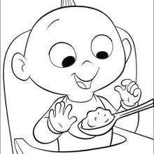 Zezé, o bebê da família