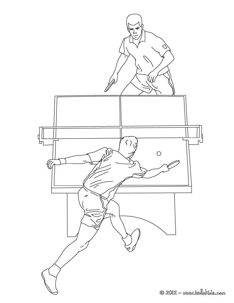 desenhos para colorir de esportes