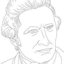 rei, Desenho da CAPITÃO JAMES COOK para colorir