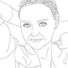 animal, Desenho da estilista STELLA Mc CARTNEY para colorir