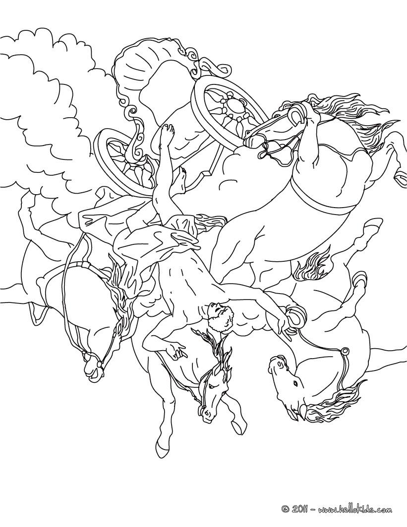 Desenhos para colorir de desenho de hades deus do mundo inferior ...