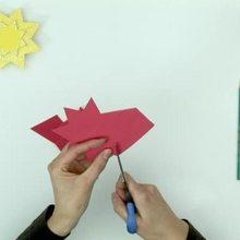 Como fazer uma estrela de decoração