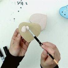 Como fazer uma caixa de bijuteria para o dia das mães