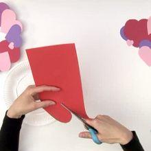 Dia dos namorados, Coroa de corações