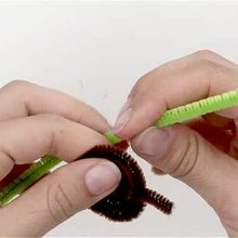 animal, Como fazer uma TARTARUGA de fio de chenille armado