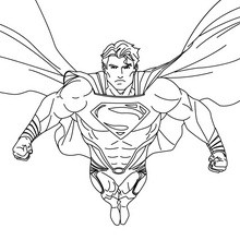 Desenhos grátis do SUPERMAN
