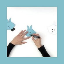 Origami de um coelho