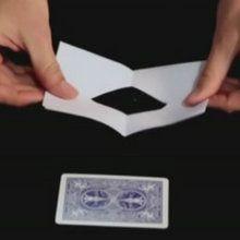 A tesoura mágica