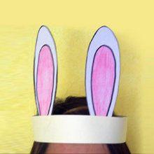 As orelhas de coelho
