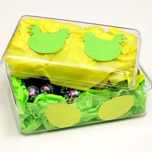 Fazendo uma caixa de chocolate