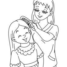 Mamã com sua filha