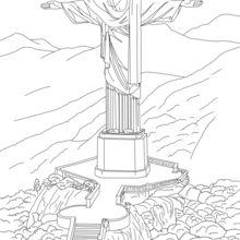 CorcoVado statue in Rio