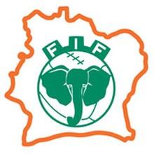 Distintivo do time da federação de Costa de Ivory