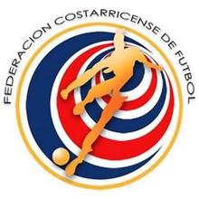 Distintivo do time da federação de Costa Rica