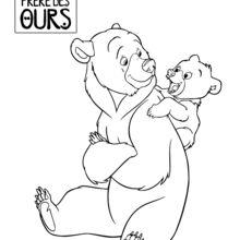 Irmão Urso: Kenai e Koda