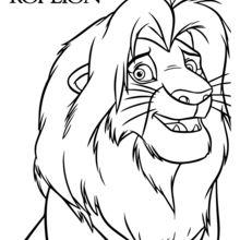 Simba, o rei leão