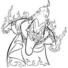 Hades, o inimigo de Hércules