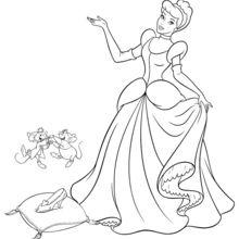 Impressão Cinderella