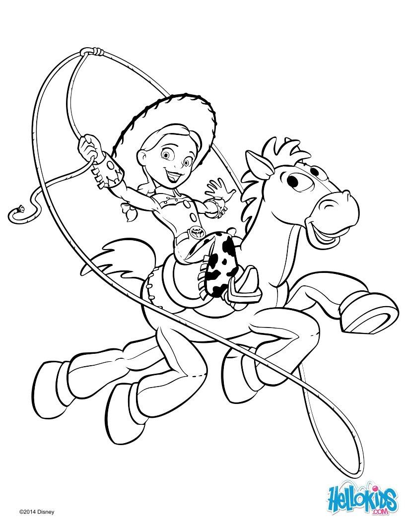 Desenho De Minnie Com Cesto De Balas Para Colorir Tudodesenhos