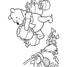 Desenhos Do Ursinho Pooh Para Colorir Desenhos Para Colorir