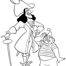 Smee e Capitão Gancho