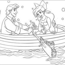 Ariel e Eric